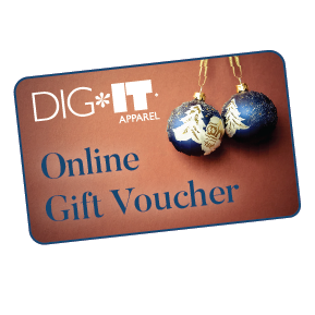 Dig It® Holiday Gift Voucher