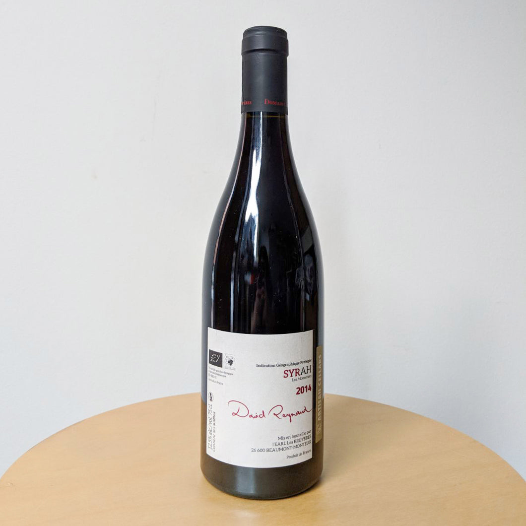 2014 SYRAH, 'DAVID REYNAUD' (red)