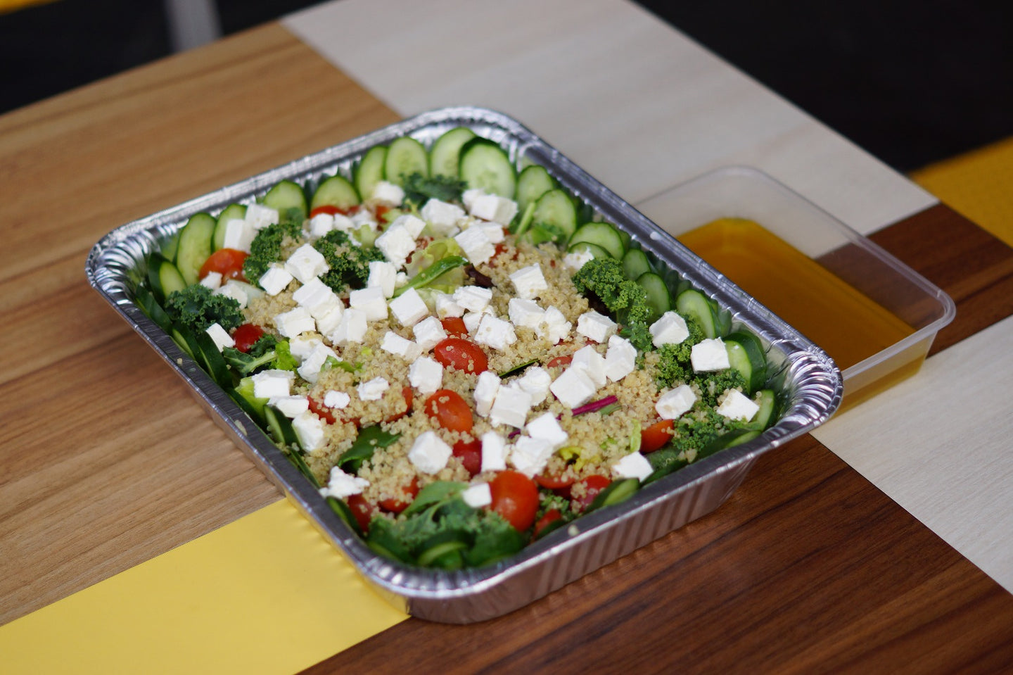 Super Salad Tray (Vegetarian)