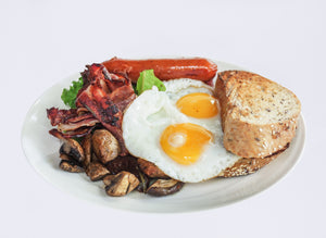 Brunch: Kith Breakfast (till 5pm)
