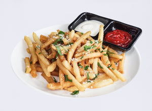 Starters: Truffle Fries (from 11am)