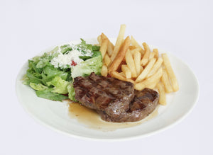 Mains: Steak & Fries