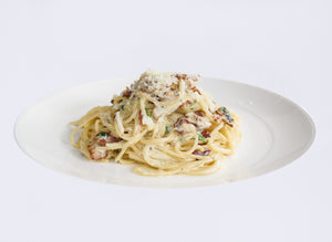 Pasta: Carbonara (from 11am)