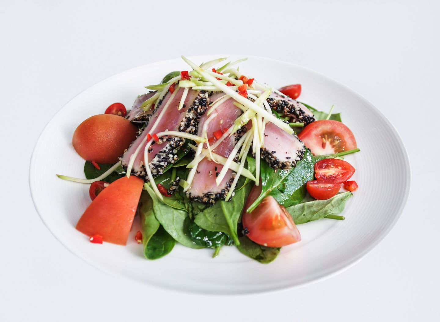 Salad: Seared Tuna Salad