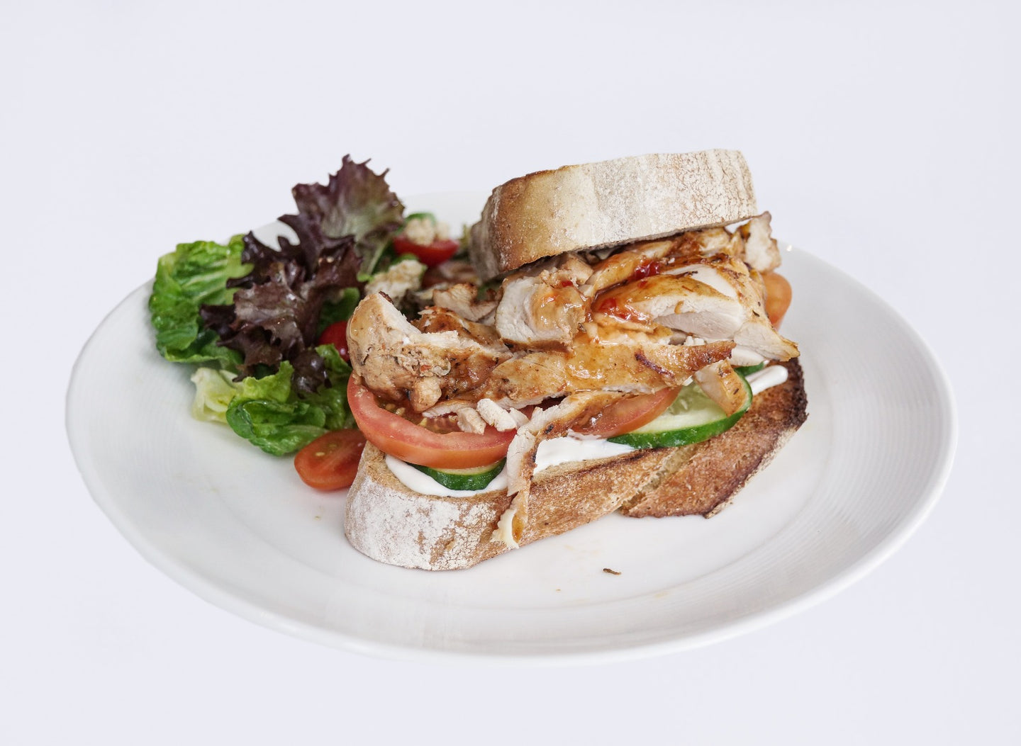 Sandwich: Chicken Sandwich/Wrap