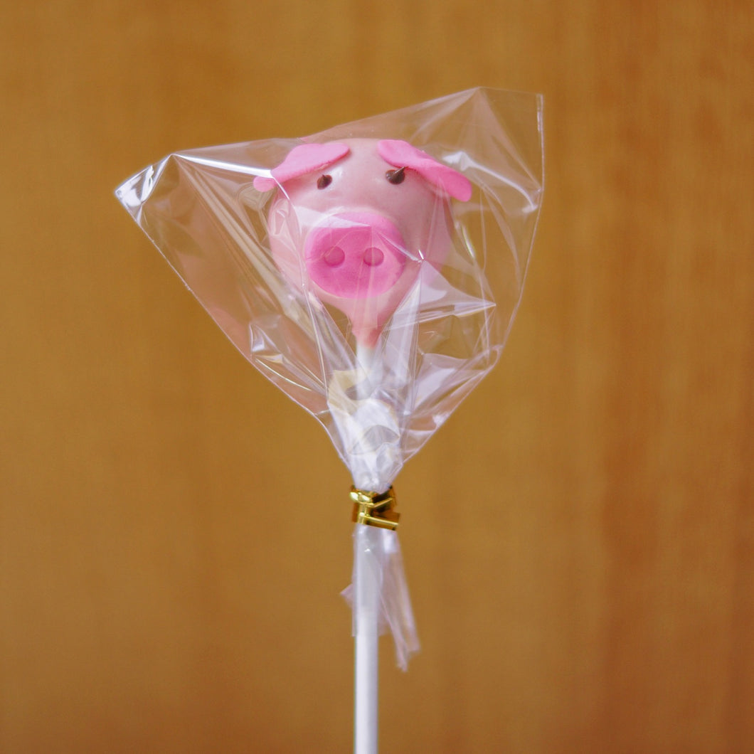 Cake Pop, Animal Design (min. 20pcs)