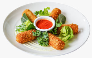 Starters: Crab Croquettes (from 11am)