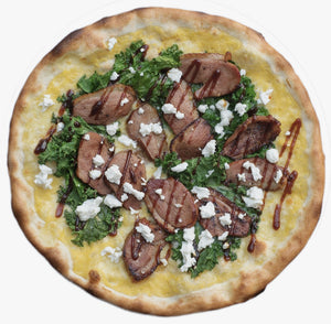 "9"" Pizza: Smoked Duck (from 11am)"