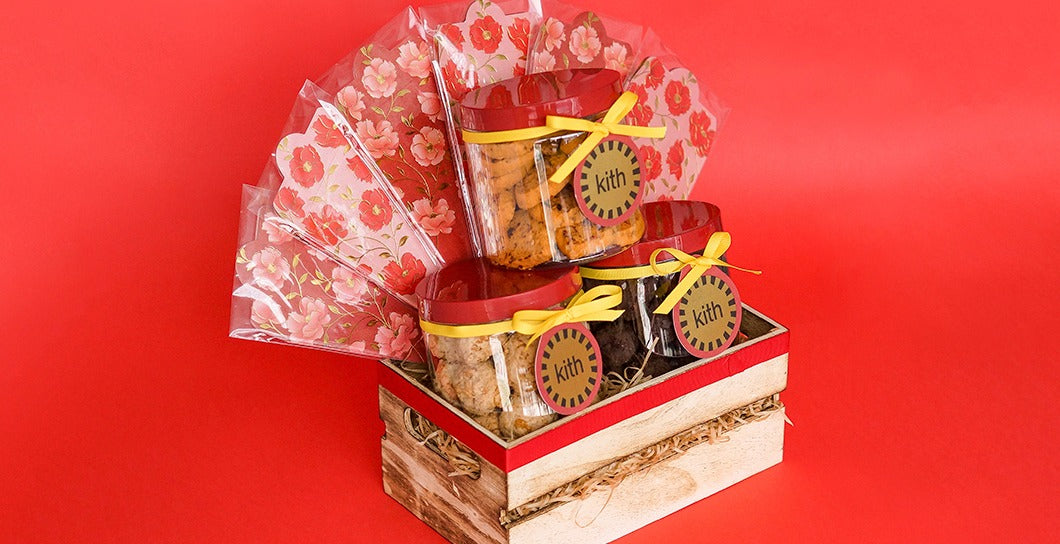 CNY SPECIAL: 3 in 1 Hamper