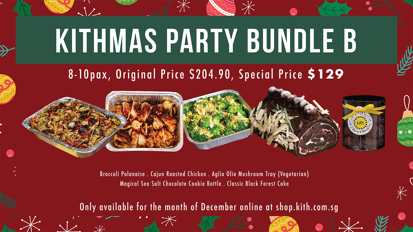 Kithmas Party Takeout Bundle B <Discount Included>
