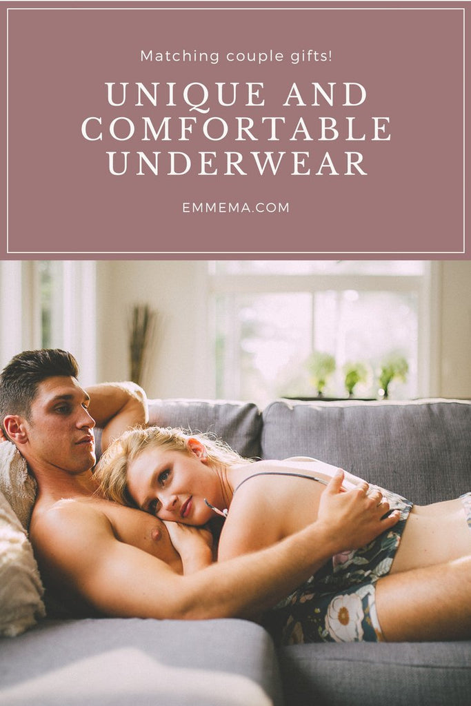 HOW TO FIND MATCHING UNDIES THAT MAKE YOU AND YOUR PARTNER ADORABLE