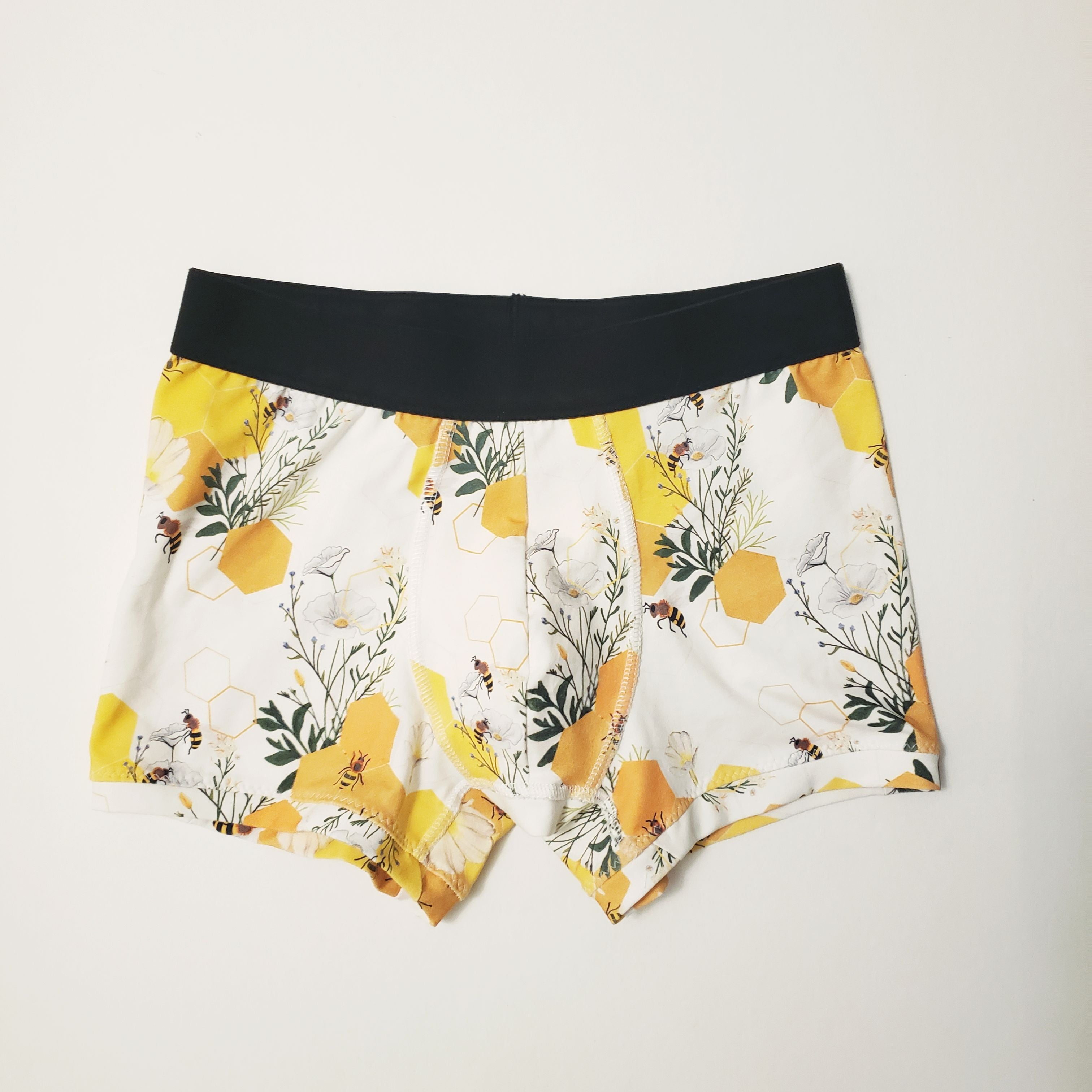 Honey Bee Organic Cotton Boxer Brief Men/Women