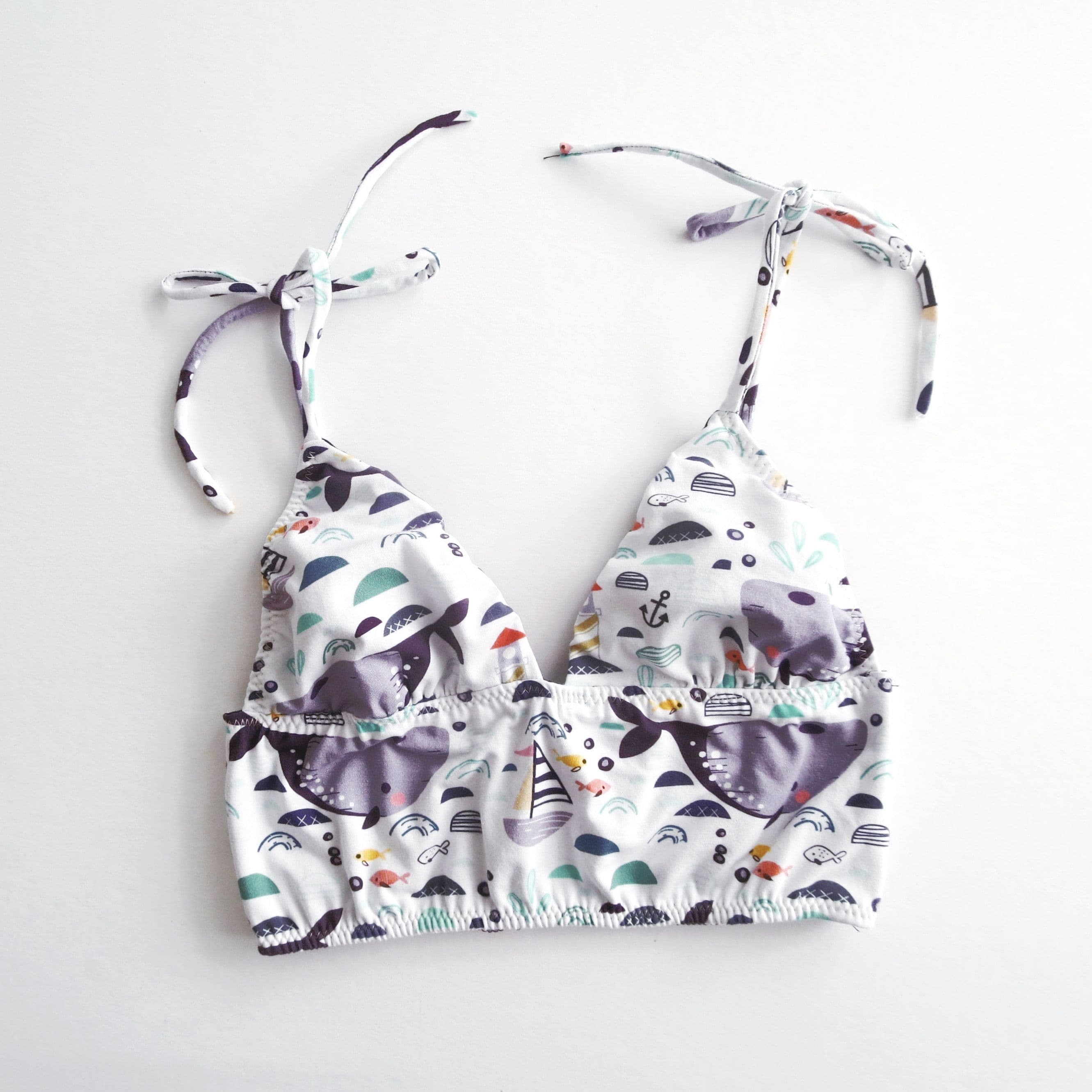 East Coast Bralette - EmMeMa | Buy cute handmade bralette