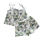 Monstera Deliciosa Pajama set