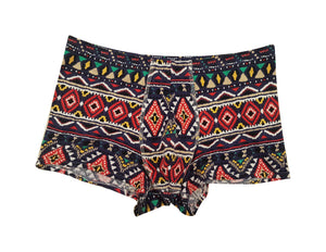 Aztec Boxer Briefs - EmMeMa | Buy handmade comfy soft cotton boxer Briefs for men