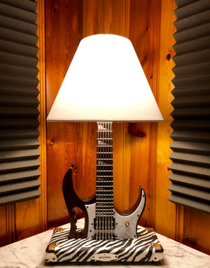 Guitar Lamp - Ibanez Style Steve Vai Style #054 of Collection