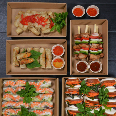 Favourite Vietnamese Catering Menu by Chao