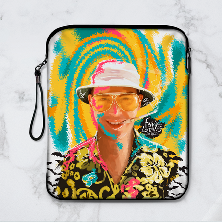 Fear and Loathing Tablet Sleeve
