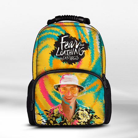 Fear and Loathing Small Backpack