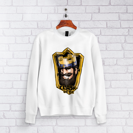 Clash Royale Sweatshirt