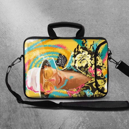 Fear and Loathing Handle Laptop Sleeve
