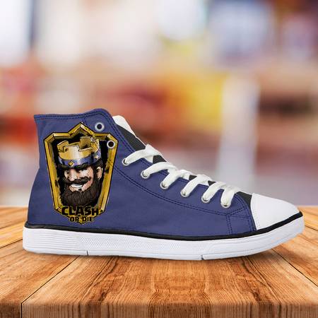 Clash Royale High Tops