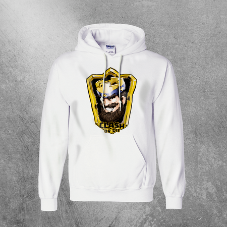 Clash Royale Pullover Hoodie