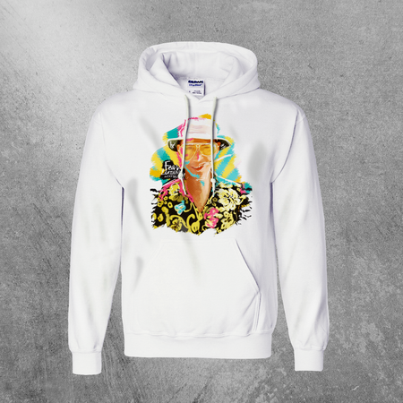 Fear and Loathing Pullover Hoodie