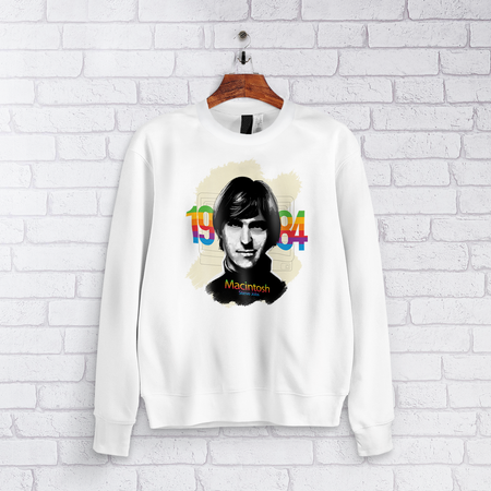 Steve Jobs Sweatshirt