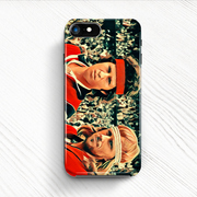 John McEnroe and Björn Borg - Hairy '81 Wimbledon Final Samsung Hard Phone Case
