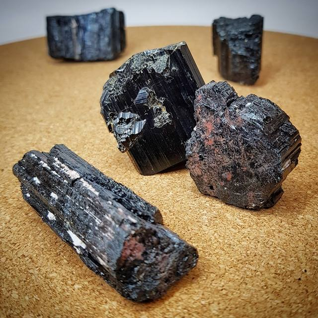 Black Tourmaline - Scientific Description