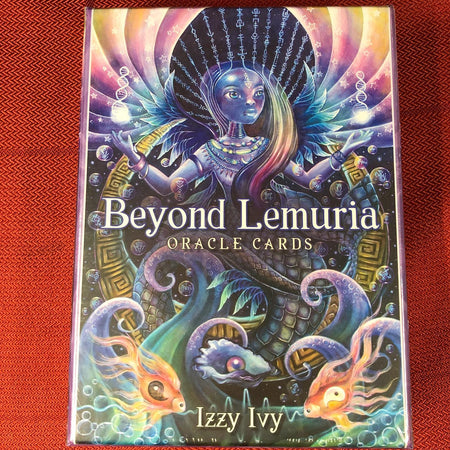 Beyond Lemuria Oracle Cards by Izzy Ivy (TOC3)