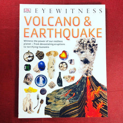 Volcano & Earthquake (Bk17)