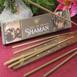Call of The Shaman Incense by Green Tree Candle Company (Inc81)