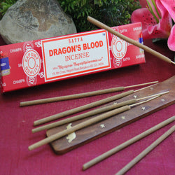 Dragon's Blood Incense by Satya (Inc75)
