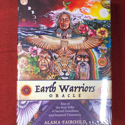 Earth Warriors Oracle by Alana Fairchild (TOC4)