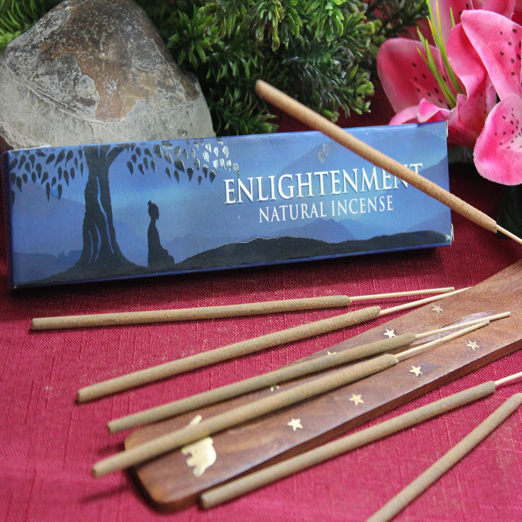 Enlightenment Incense by New Moon Aromas (Inc26)