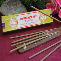 Frankincense Incense by Satya (Inc59)