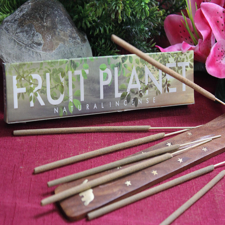 Fruit Planet Incense by New Moon Aromas (Inc28)