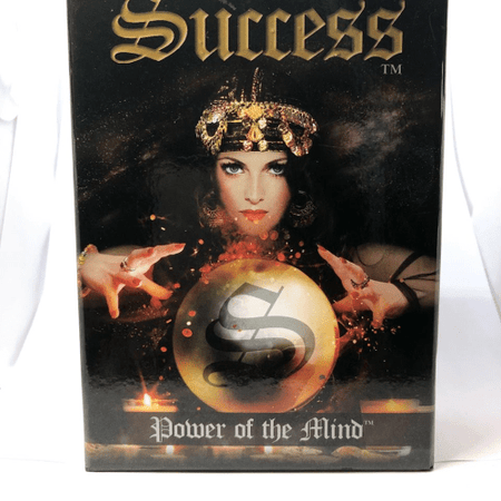 Cards - Success 'Power of the Mind' (CSuccess)