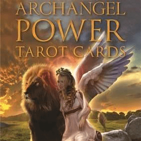 Cards - Archangel Power Tarot Cards by Doreen Virtue & Radleigh Valentine (CAArchP)