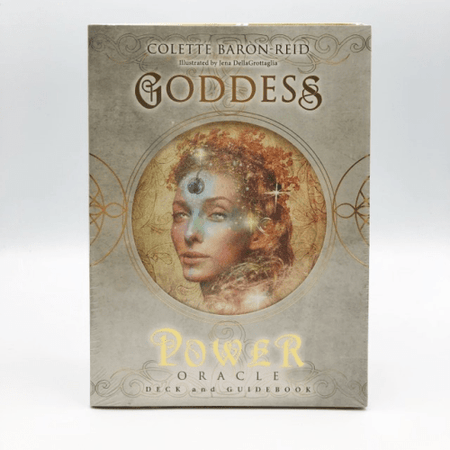 Goddess Power Oracle by Collette Baron Reid (CGoddess)