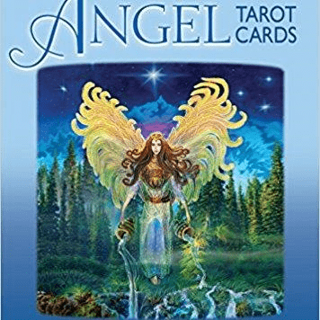 Cards - Angel Tarot Cards by Doreen Virtue & Radleigh Valentine (CAAngT)