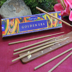 Golden Era Incense by Satya (Inc64)