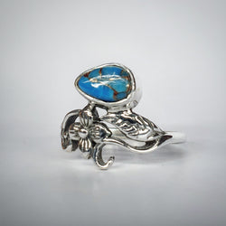 Turquoise Ring (SSR51)