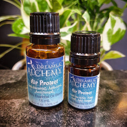 ''Air Protect'' Essential Oil Blend - Anti-bacterial, Anti-viral, Anti-fungal (OOilblend1a, OOilblend1b)