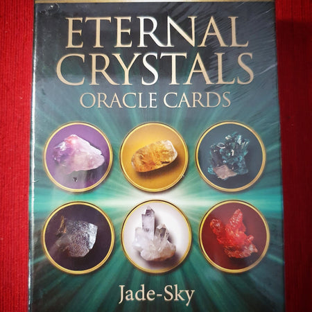 Eternal Crystals - Oracle Cards - (TOC9)