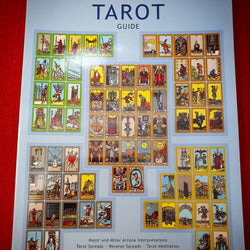 Tarot Guide Booklet by Stefan Mager (Bkl12)