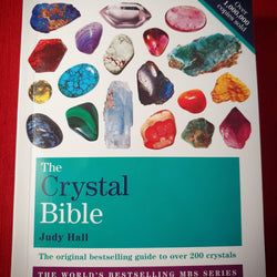The Crystal Bible 1 by Judy Hall (Bk5)
