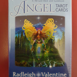 Angel Tarot Cards by Radleigh Valentine (TOC1)